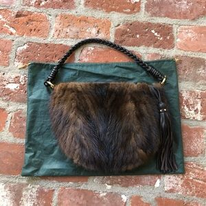 Paolo Masi fur purse